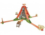 57% off Hot Wheels Track Builder Volcano Escape Trackset