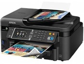 48% off Epson WorkForce WF-3620 WiFi Direct Color Inkjet All-in-One