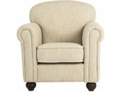 "75% off Jody Kid's Chair 27.5""Hx26""Wx25""D, Beige"
