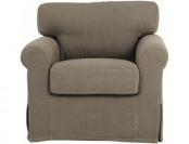 """75% off Sophie Kid's Chair 24.5""""Hx26.2""""Wx24""""D, Dark Grey"""