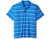 50% off Callaway Men's Golf Performance Auto Stripe Polo Shirt