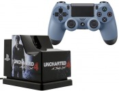 Free PS4 Uncharted 4 Charging Stand with Controller Purchase