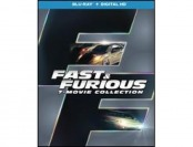 55% off Fast & Furious 7-movie Collection Blu-ray