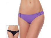 30% off RBX 2-pack Laser No Show Thong Panties