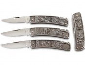 78% off 4 Szco Wildlife Folding Knives