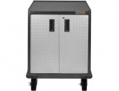 "20% off Gladiator Premier 35"" x 28"" Steel 2-Door Rolling Garage Cabinet"