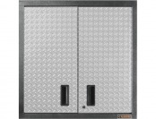 "20% off Gladiator Premier 30"" x 30"" Steel 2-Door Garage Wall Cabinet"