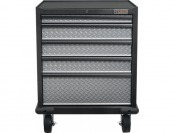 "20% off Gladiator Premier 35"" x 28"" Steel 5-Drawer Garage Cabinet"