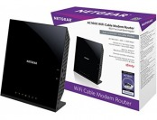 $40 off NETGEAR AC1600 WiFi DOCSIS 3.0 Cable Modem Router