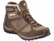 50% off Columbia Yama Mid Leather Outdry Women's Hiking Boot