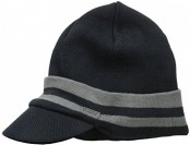 77% off Levi's Big Boys' Striped Beanie with Cuff and Brim