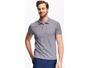 55% off Old Navy Jersey Polo For Men (reg, big, & tall sizes)