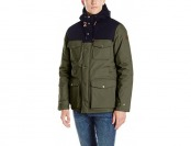 73% off Element Men's Wolfeboro Hemlock 2 Tones Hooded Zip Jacket
