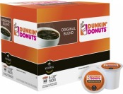 31% off Keurig Dunkin' Donuts Original Blend K-cups (44-pack)