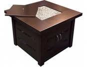 55% off AZ Patio Heaters GS-F-PC Propane Fire Pit, Antique Bronze