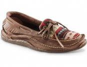 86% off Durango Women's Santa Fe Moccasins, Brown