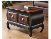 92% off River of Goods Studded Accent Table