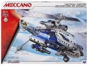 49% off Meccano Tactical Copter Model Kit