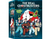 39% off The Real Ghostbusters, Volumes 1 - 5 (DVD)