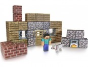 64% off Minecraft Papercraft Shelter Set