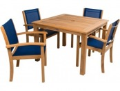 $3,131 off Three Birds Casual Newport Square Dining Table Set