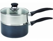 57% off T-fal 3-Quart Specialty Stainless Steel Double Boiler