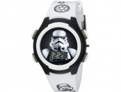 62% off Star Wars Kids' STM3488 Digital Display Quartz Watch
