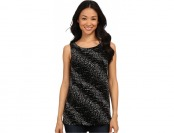 83% off RSVP Larsa (Black) Women's Top