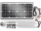 63% off Elektra Monocrystalline Solar Panel, 30 Watt