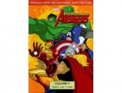 73% off The Avengers: Earth's Mightiest Heroes, Vol. 4 (DVD)