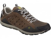 50% off Columbia Conspiracy Razor Leather Hiking Shoes