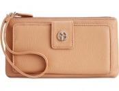 65% off Giani Bernini Medium Grab & Go Leather Wristlet