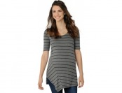 75% off A Pea in the Pod Maternity Striped Tunic