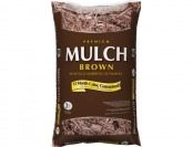 60% off Premium 2-cu ft Dark Brown Hardwood Mulch