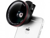 59% off AusKit 2 in 1 Cell Phone Camera Lens Kit