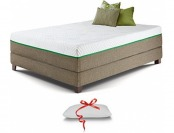 62% off 12-Inch Queen Size Ultra Luxury Gel Memory Foam Mattress