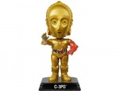 60% off Funko Wacky Wobbler Star Wars C-3PO Action Figure