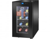 $30 off Insignia 8-bottle Wine Cooler With Wine Tote - Black
