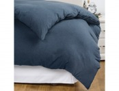 73% off Coyuchi Jersey Duvet Cover - King
