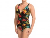 68% off Miraclesuit Night Tide Wrap Swimsuit (For Women)