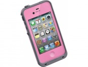 78% off Lifeproof iPhone 4/4S Waterproof Case, Pink