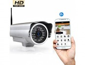 24% off PIPCAM Full HD Outdoor Wireless IP Security Camera WiFi