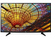 "$50 off LG 43UH6100 43"" 4K Ultra HD Smart LED TV (2016 Model)"