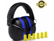 57% off Ear Defense 3000 Hearing Protection + Bonus Earplugs