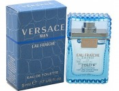 68% off Man Eau Fraiche by Versace for Men, 0.17 Ounce