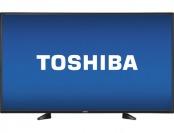 "$80 off Toshiba 49L420U 49"" LED 1080p HDTV"