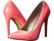 69% off Michael Antonio Lamiss Pink Patent High Heels