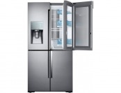 24% off Samsung Showcase 22.1 cu. ft. 4-Door French Door Refrigerator