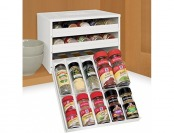 25% off Chef's Edition SpiceStack 30-Bottle Spice Organizer