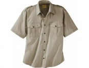 60% off Cabela's Short-Sleeve Safari Shirt